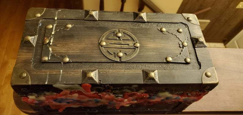 Why You Should Never Buy A Dybbuk Box On Ebay