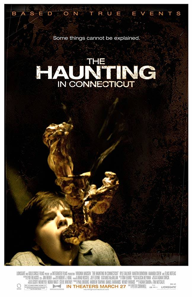 The Haunting in Connecticut Horror Movie Poster