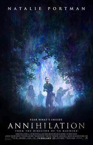 Annihilation (2018) Movie Poster