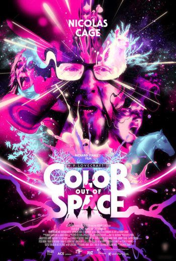 Color Out of Space (2019) Movie Poster