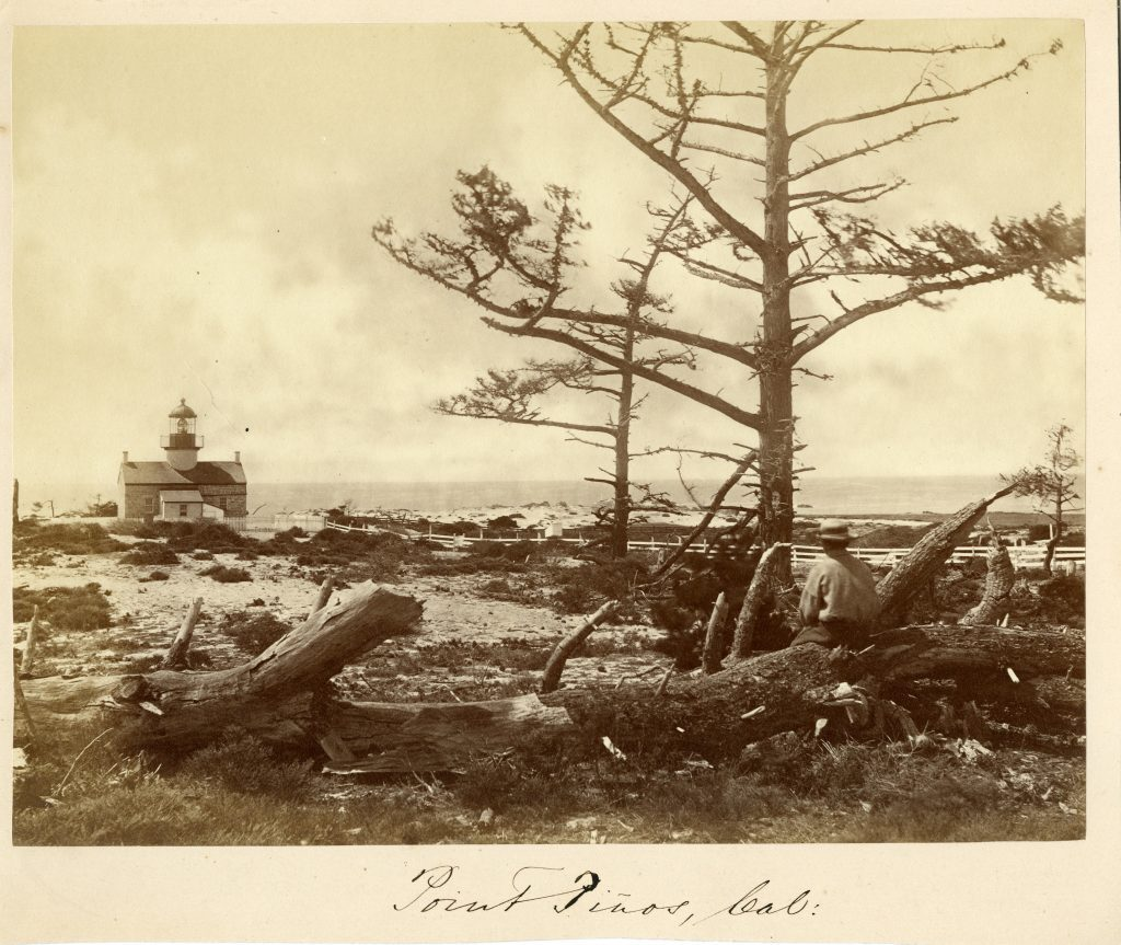 Point Piños Haunted Lighthouse
