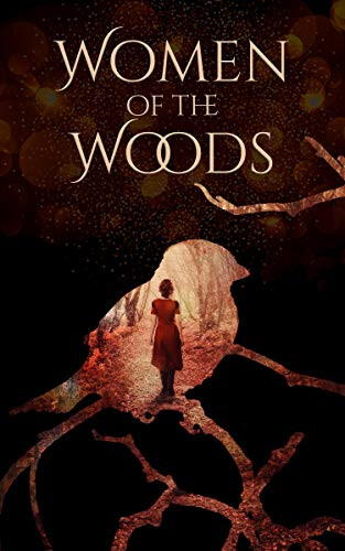 Women of the Woods book cover with bird