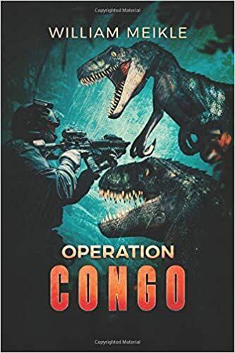 Operation Congo book cover