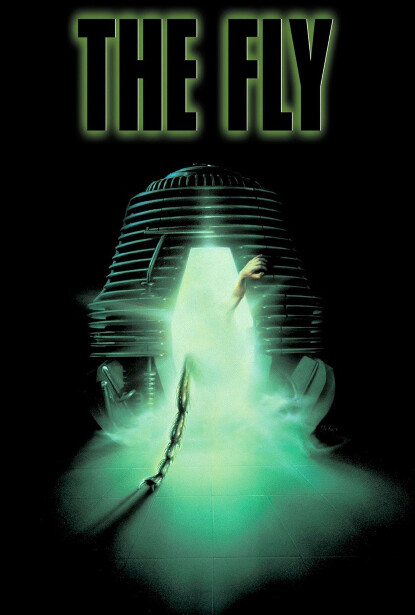 The Fly Body Horror movie cover